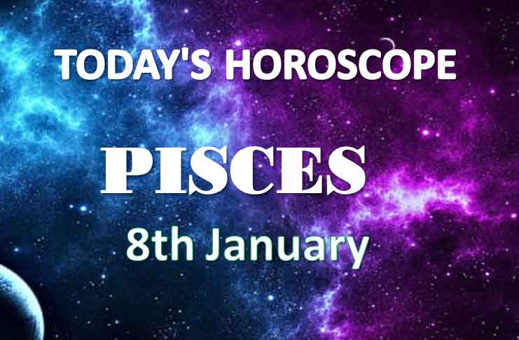 pisces daily horoscope 8th january 2021