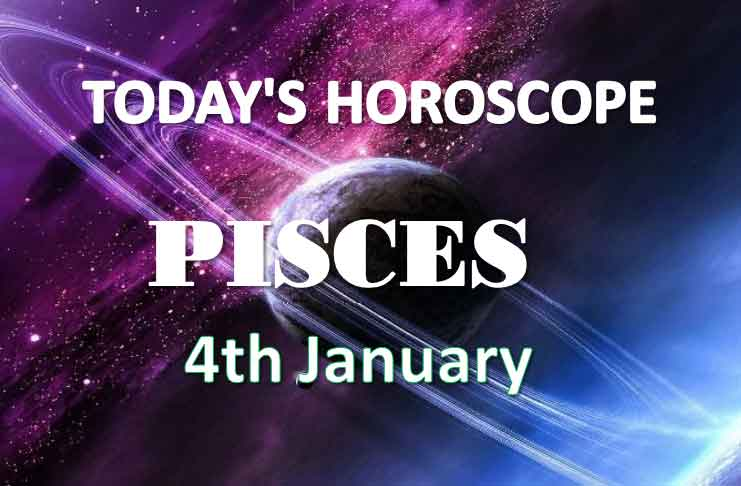 pisces daily horoscope 4th january 2021