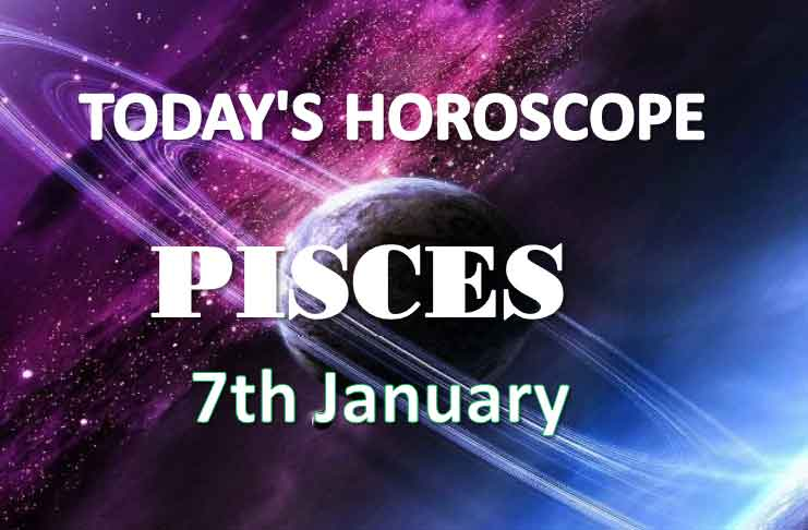 pisces daily horoscope 7th january 2021