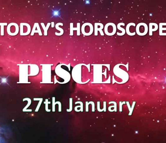 pisces daily horoscope 27th january 2021