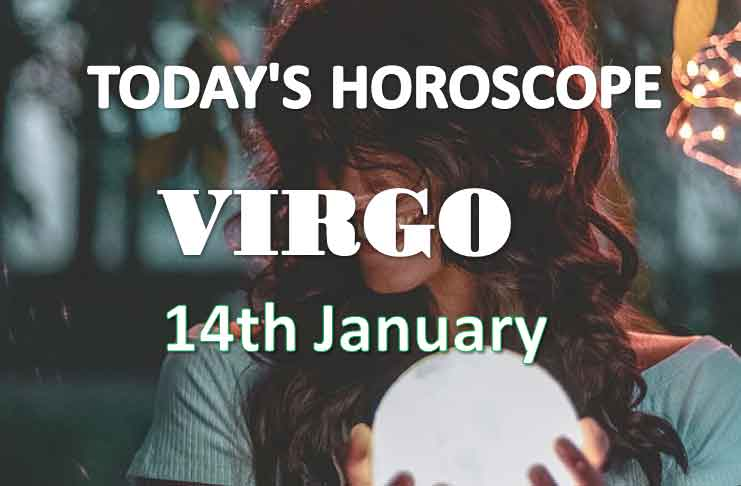 virgo daily horoscope 14th january 2021