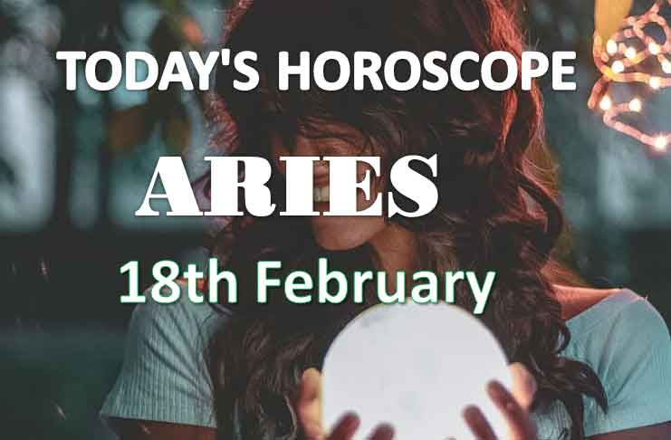 aries daily horoscope 18th february 2021