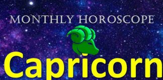 capricorn monthly horoscope for march 2021