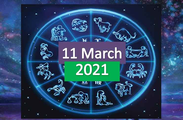 daily horoscope today 11th march 2021
