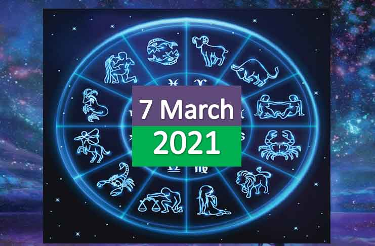 daily horoscope today 7th march 2021