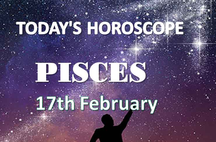 pisces daily horoscope 17th february 2021