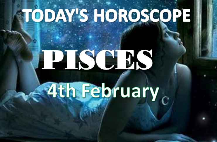 pisces daily horoscope 4th february 2021