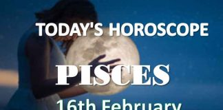 pisces daily horoscope 16th february 2021