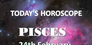 pisces daily horoscope 24th february 2021