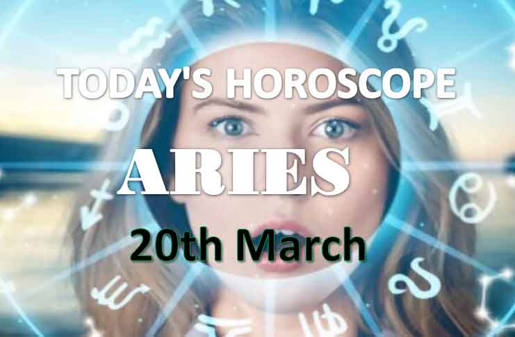 aries daily horoscope for today saturday march 20th 2021