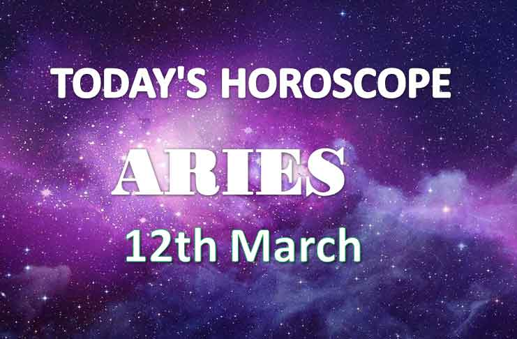aries daily horoscope for today friday march 12th 2021