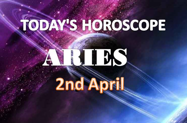 aries daily horoscope for today friday april 2nd 2021