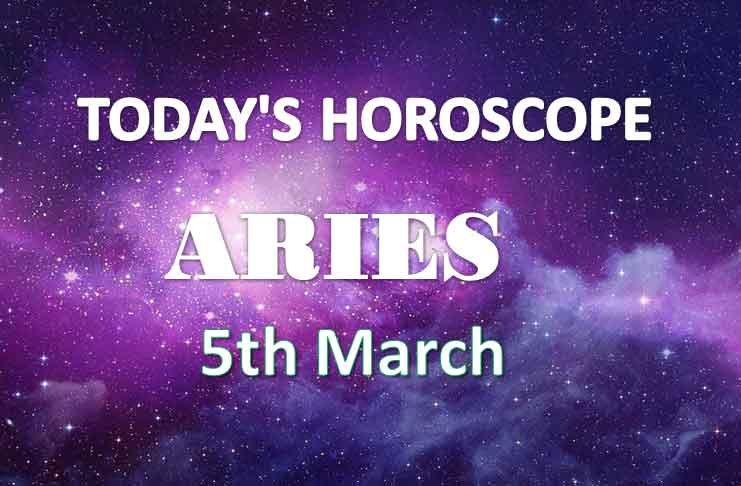 aries daily horoscope 5th march 2021