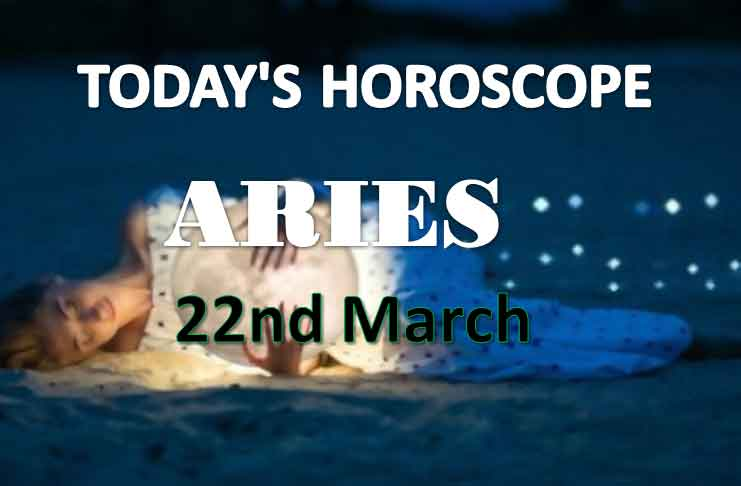 aries daily horoscope for today monday march 22nd 2021