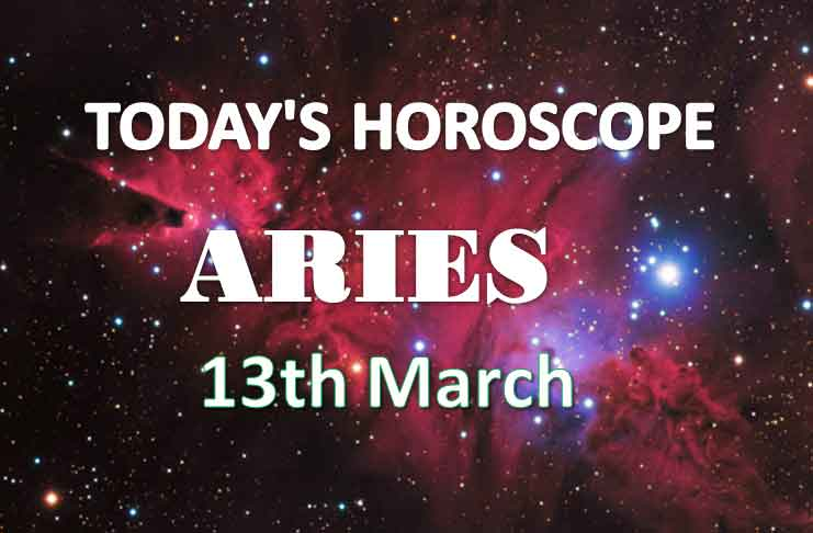 aries daily horoscope for today saturday march 13th 2021