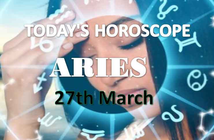 aries daily horoscope for today saturday march 27th 2021