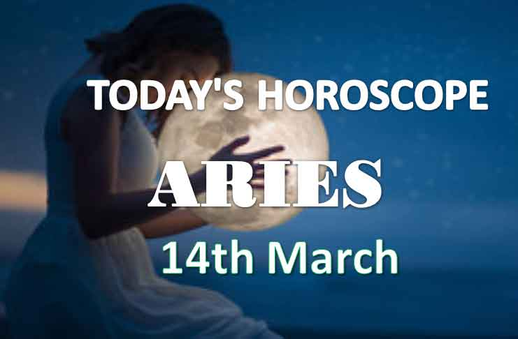 aries daily horoscope for today sunday march 14th 2021