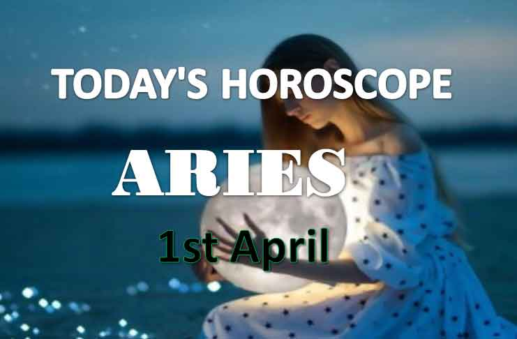 aries daily horoscope for today thursday april 1st 2021