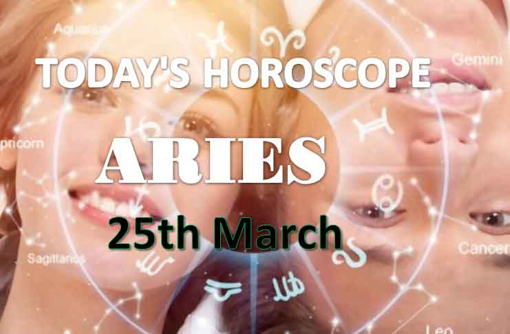 aries daily horoscope for today thursday march 25th 2021