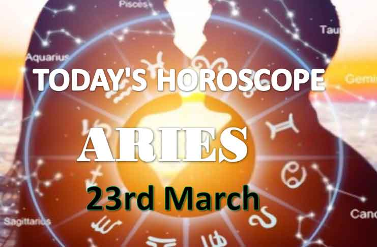 aries daily horoscope for today tuesday march 23rd 2021