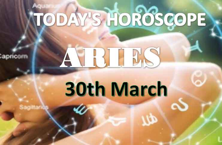 aries daily horoscope for today tuesday march 30th 2021