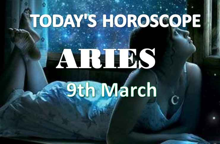 aries daily horoscope for today tuesday march 9th 2021