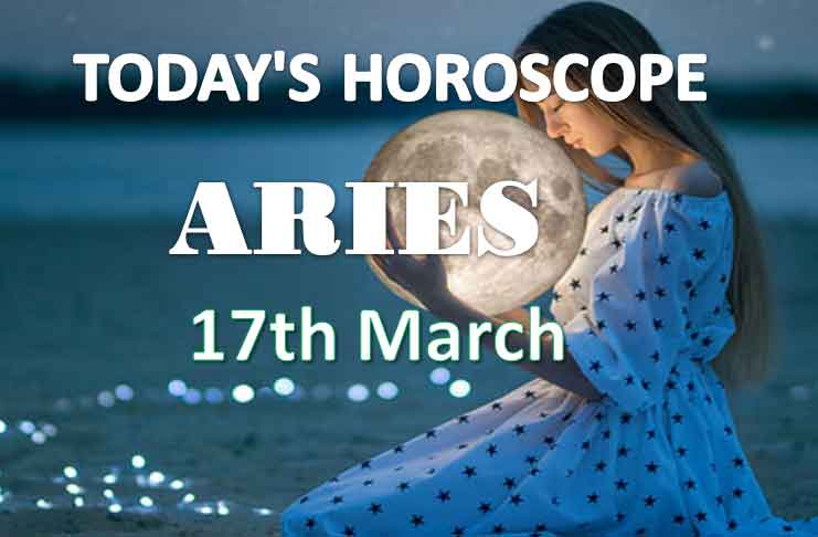 aries daily horoscope for today wednesday march 17th 2021