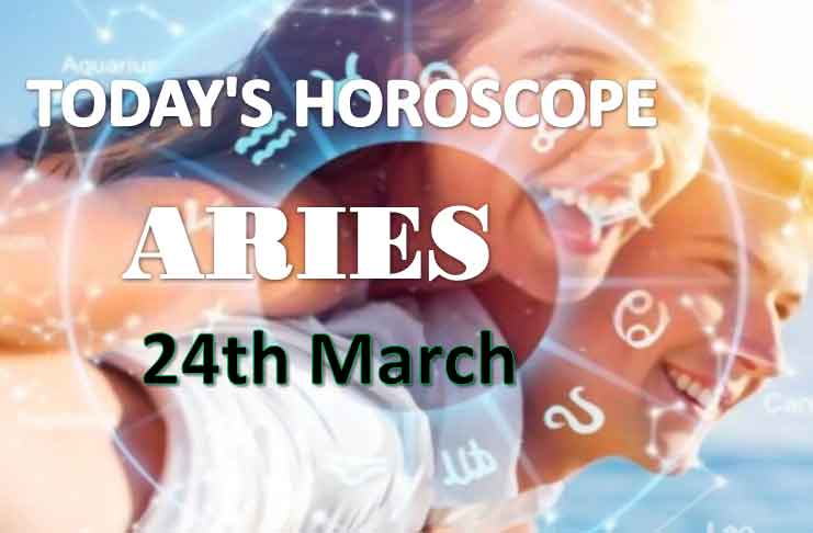 aries daily horoscope for today wednesday march 24th 2021