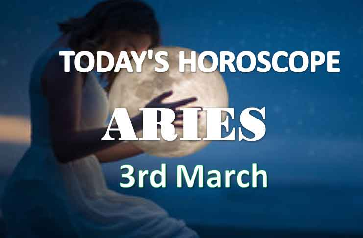 aries daily horoscope 3rd march 2021