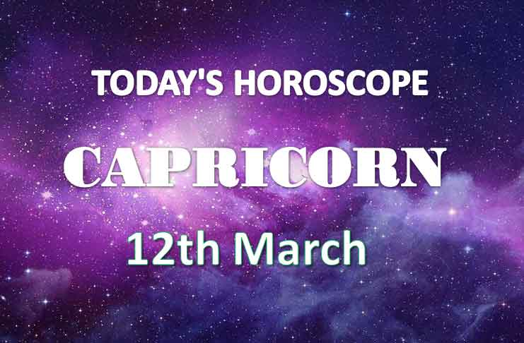 capricorn daily horoscope for today friday march 12th 2021