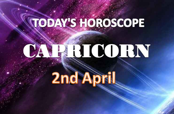capricorn daily horoscope for today friday april 2nd 2021