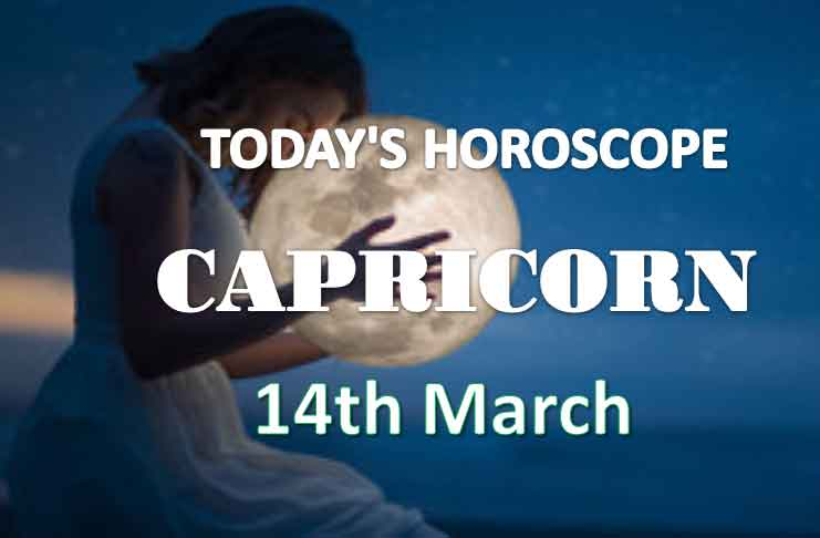 capricorn daily horoscope for today sunday march 14th 2021