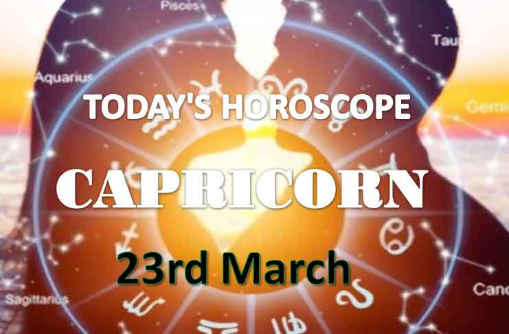 capricorn daily horoscope for today tuesday march 23rd 2021