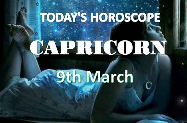 capricorn daily horoscope for today tuesday march 9th 2021