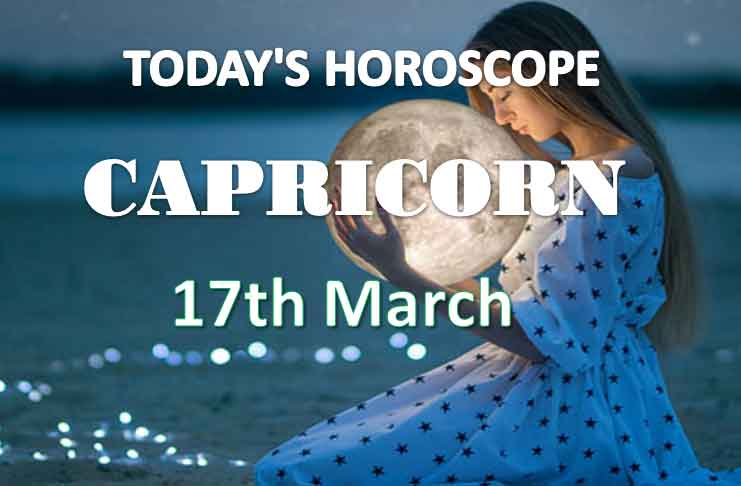 capricorn daily horoscope for today wednesday march 17th 2021