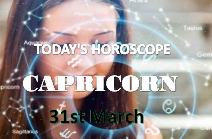capricorn daily horoscope for today tuesday march 31st 2021