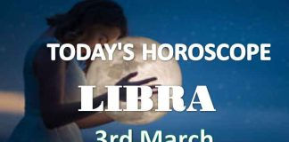 libra daily horoscope 3rd march 2021
