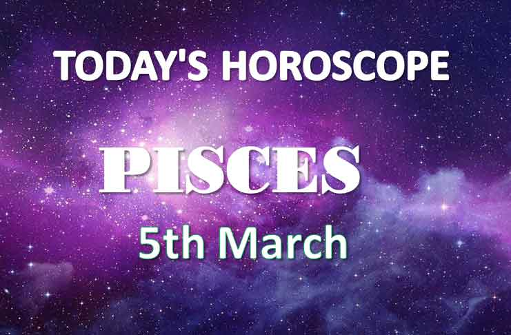 pisces daily horoscope 5th march 2021