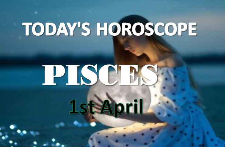 pisces daily horoscope for today thursday april 1st 2021