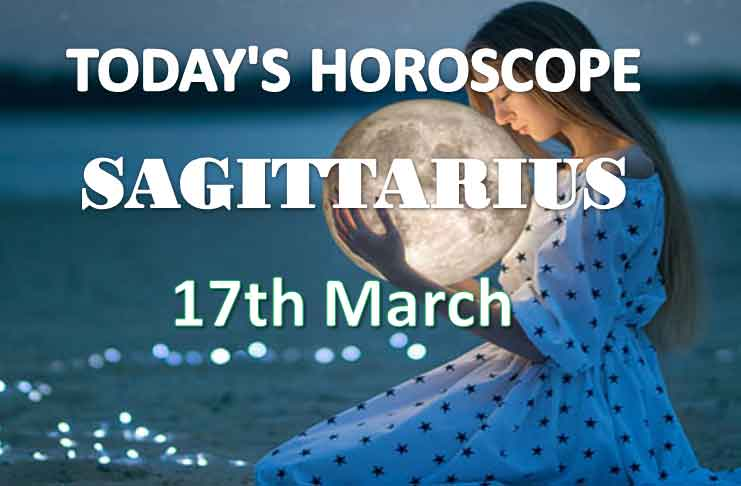 sagittarius daily horoscope for today wednesday march 17th 2021