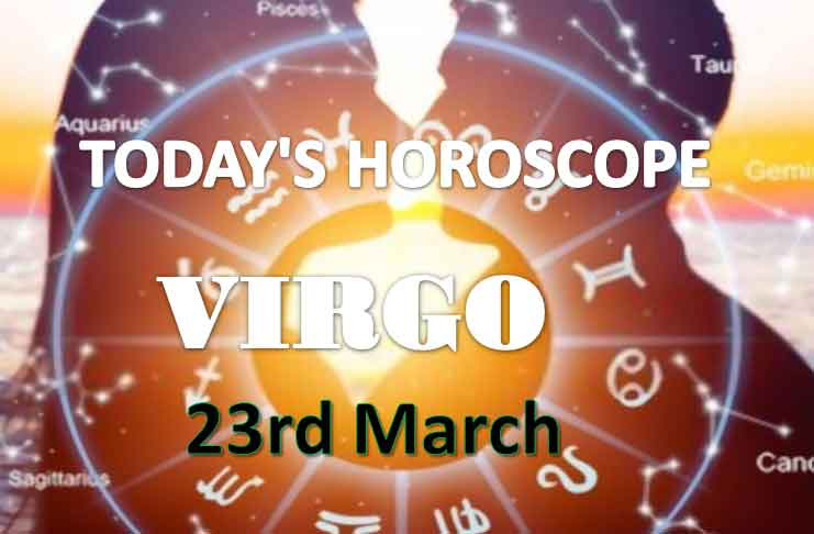virgo daily horoscope for today tuesday march 23rd 2021