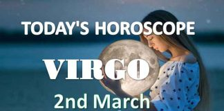virgo daily horoscope 2nd march 2021