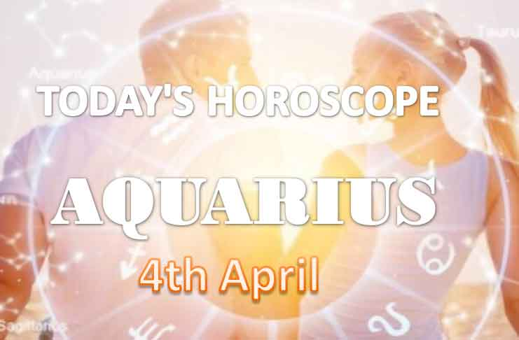 aquarius daily horoscope for today sunday april 4th 2021