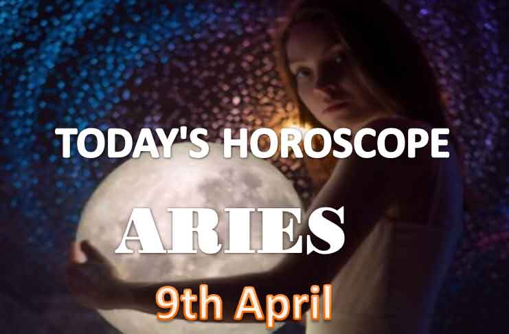 aries daily horoscope for today friday april 9th 2021