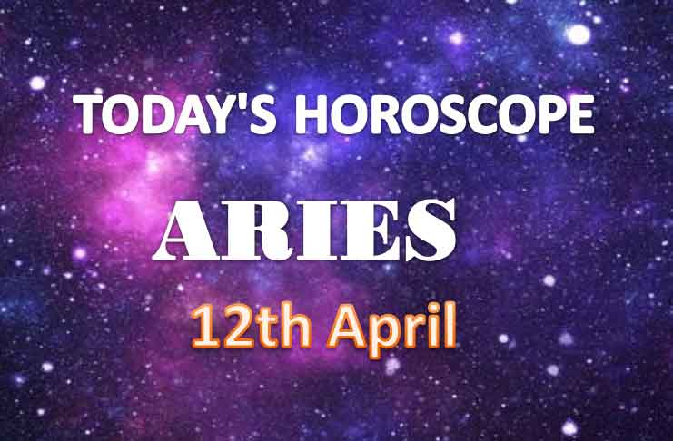aries daily horoscope for today monday april 12th 2021