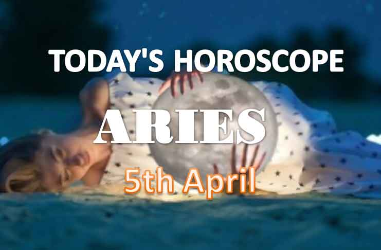 aries daily horoscope for today saturday april 5th 2021
