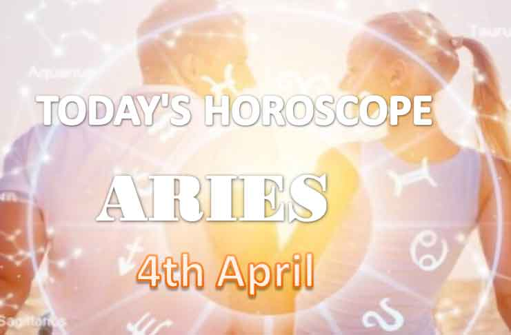 aries daily horoscope for today sunday april 4th 2021