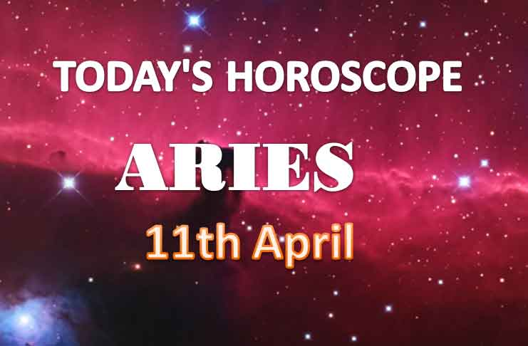 aries daily horoscope for today sunday april 11th 2021