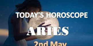 aries daily horoscope for today sunday may 2nd 2021