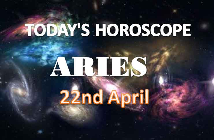 aries daily horoscope for today thursday april 22nd 2021